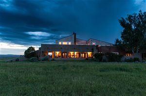 Photo of 48 Mariposa Ranch Road #48, Taos, NM 87571 (MLS # 201904542)