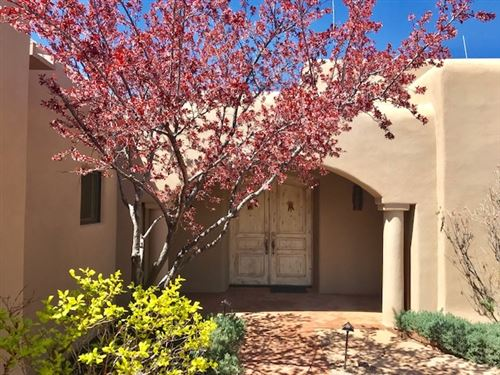 Photo of 59 Paseo Encantado NE, Santa Fe, NM 87574 (MLS # 201900543)