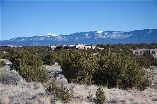 Photo of 43 Calle Ventoso East - Lot 784, Santa Fe, NM 87506 (MLS # 202002543)