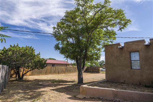 Tiny photo for 504 Camino Solano, Santa Fe, NM 87505 (MLS # 201903551)