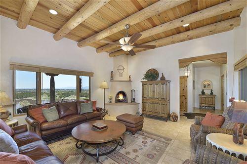 Photo of 128 Camino Acote, Santa Fe, NM 87508 (MLS # 202002551)