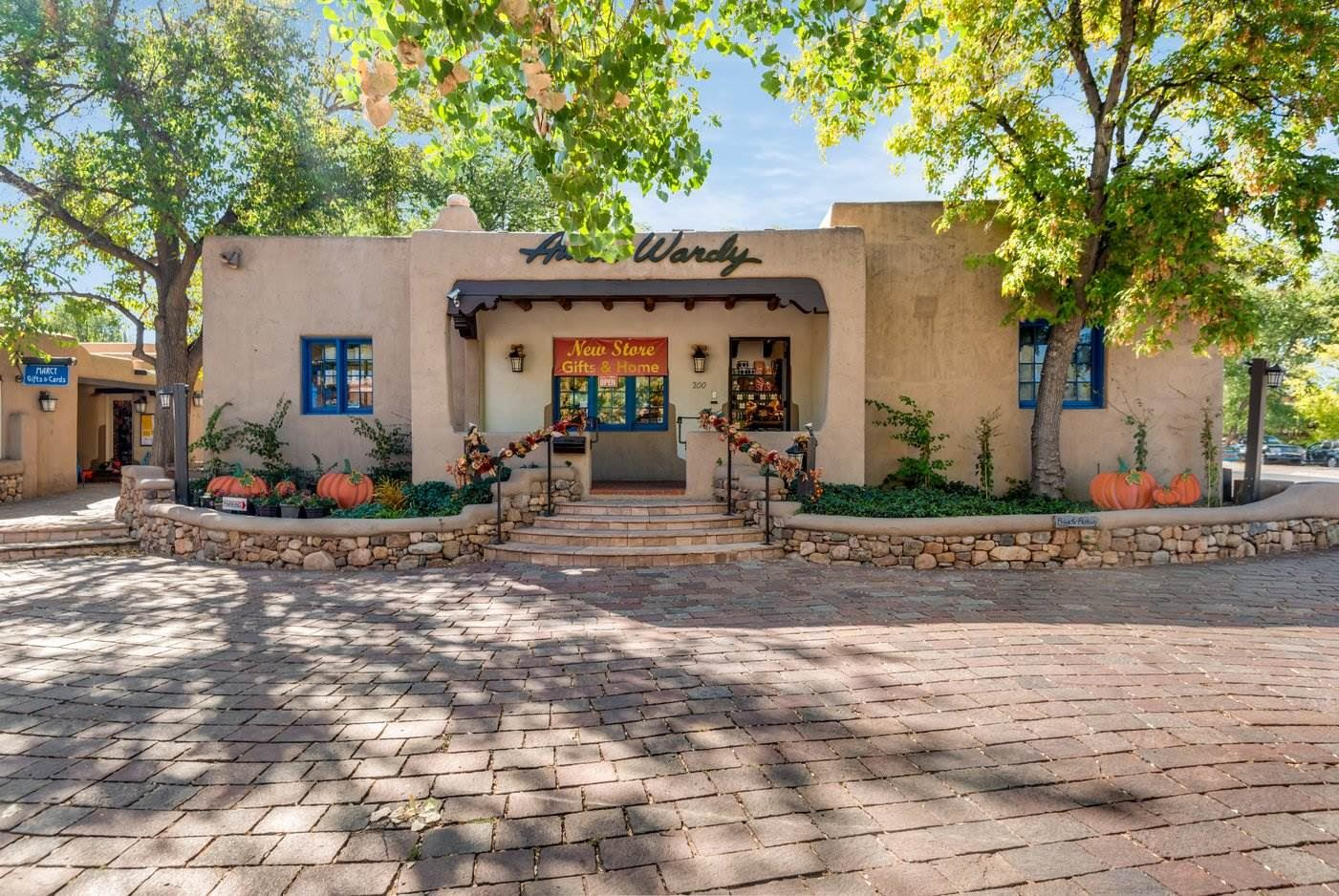Photo for 200 & 202 Canyon Rd, Santa Fe, NM 87501 (MLS # 201805556)