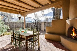 Photo of 729 E PALACE #C, Santa Fe, NM 87501 (MLS # 201805576)