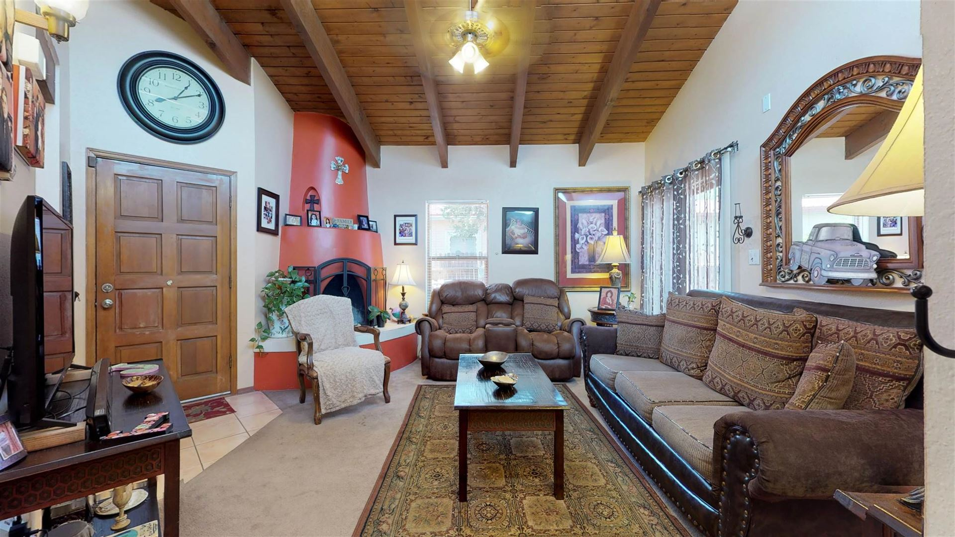Photo for 2987 Viaje Pavo Real, Santa Fe, NM 87505 (MLS # 201902588)