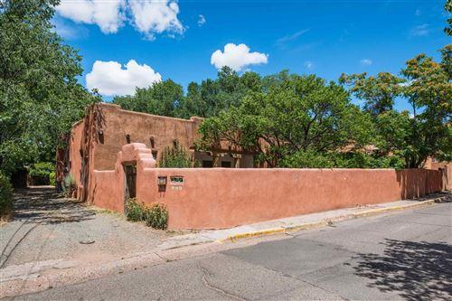 Photo of 126 Martinez Street, Santa Fe, NM 87501 (MLS # 201903623)