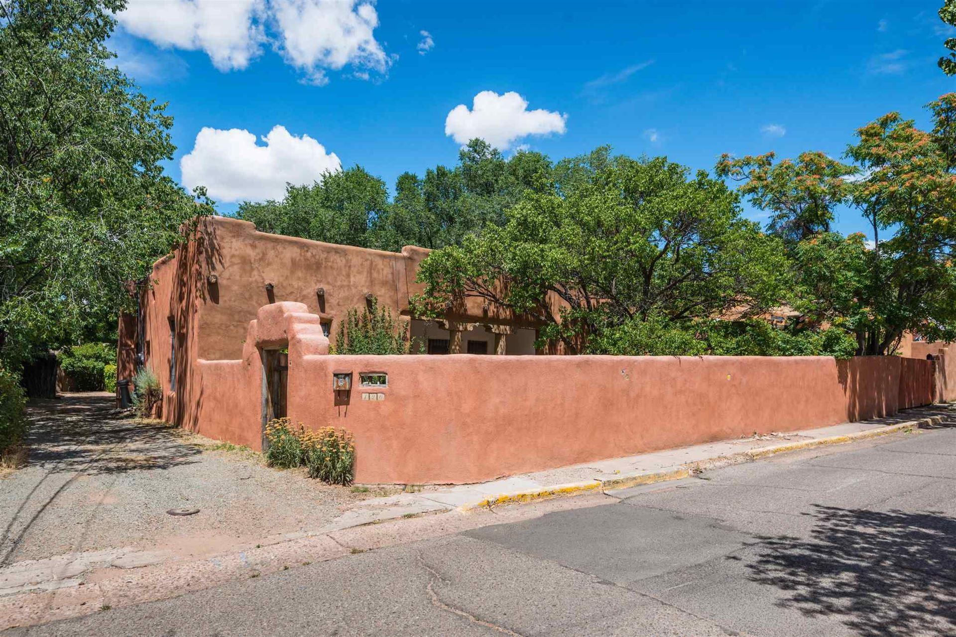 Photo for 126 Martinez Street, Santa Fe, NM 87501 (MLS # 201903623)