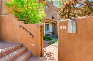 Tiny photo for 334 Otero #11-1, Santa Fe, NM 87501 (MLS # 201903657)