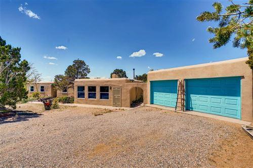 Photo of 2 Verano Ct, Santa Fe, NM 87508 (MLS # 202001663)