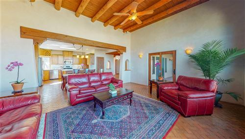 Photo of 80 LA PAZ LOOP, Santa Fe, NM 87508 (MLS # 202000666)