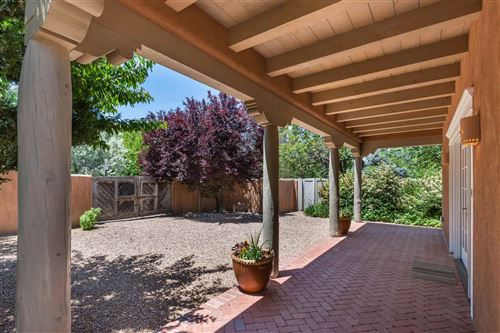 Tiny photo for 507 Calle Corvo (next to Canyon Road), Santa Fe, NM 87501 (MLS # 201901673)