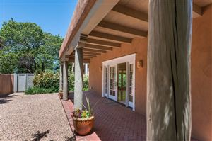 Tiny photo for 507 Calle Corvo (next to Canyon Road, off Delgado), Santa Fe, NM 87501 (MLS # 201901673)