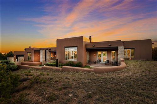 Photo of 111 Sunflower Drive, Santa Fe, NM 87506 (MLS # 202001691)