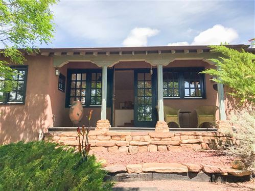 Tiny photo for 61 Blueberry Hill, Taos, NM 87571 (MLS # 201801703)