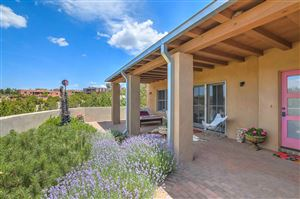 Photo of 10 Avenida Aldea, Santa Fe, NM 87507 (MLS # 201904718)