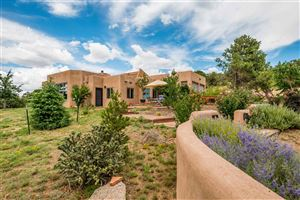 Photo of 132 VAQUERO, Santa Fe, NM 87508 (MLS # 201903722)