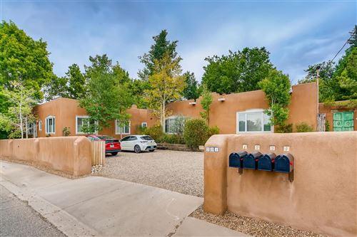 Photo of 701 E. Alameda, Unit 3, Santa Fe, NM 87501 (MLS # 202002736)