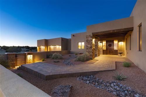 Photo of 26 Calle Ventoso West, Santa Fe, NM 87506 (MLS # 202001790)