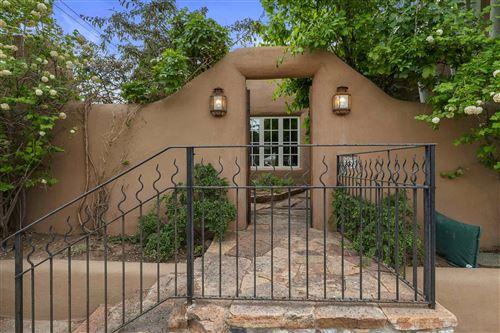 Photo of 1136 Canyon Road, Santa Fe, NM 87501 (MLS # 202001794)
