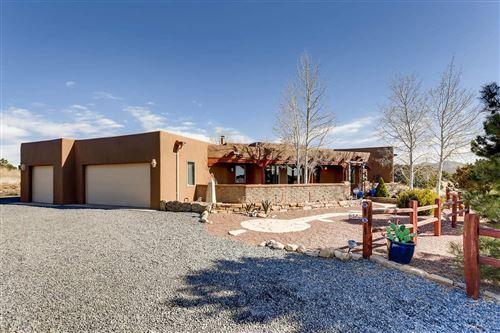 Photo of 34 Fonda Road, Santa Fe, NM 87508 (MLS # 202000831)