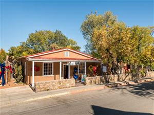 Photo of 409 Canyon Road, Santa Fe, NM 87501 (MLS # 201904841)