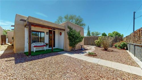 Photo of 602 Franklin #Units 1 & 2, Santa Fe, NM 87501 (MLS # 202001851)