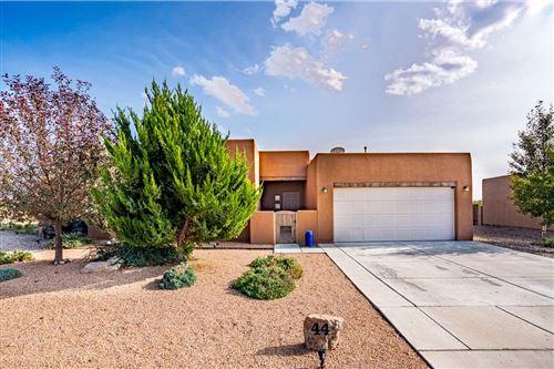 Photo of 44 Bosquecillo, Santa Fe, NM 87508 (MLS # 202003855)