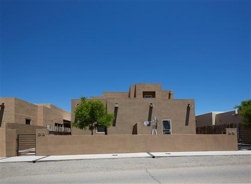Photo of 53 OSHARA, Santa Fe, NM 87508 (MLS # 202001861)