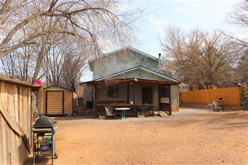 Photo of 21-C EL CALLEJONCITO, Santa Fe, NM 87506 (MLS # 202000862)