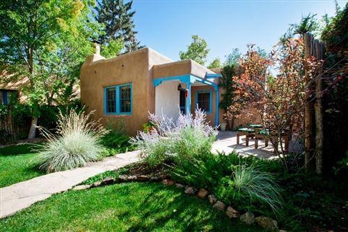 Photo of 357 Garcia Street, Santa Fe, NM 87501 (MLS # 202002865)