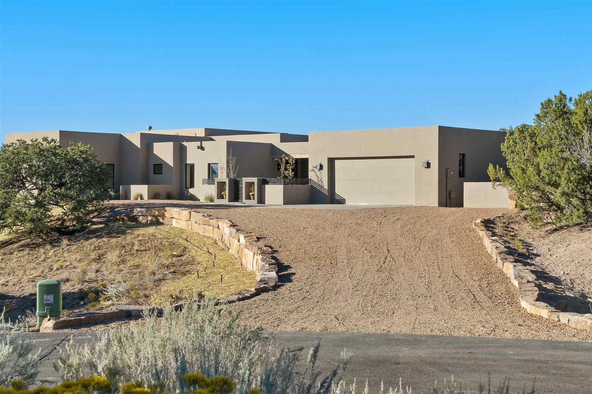 9 Zacate Verde, Santa Fe, NM 87506 - #: 202003880