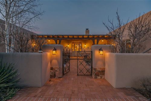 Photo of 11 Camino del Alba, Santa Fe, NM 87506 (MLS # 201503883)