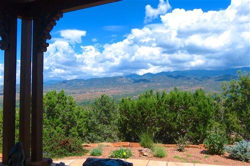 Tiny photo for 11 Camino del Alba, Santa Fe, NM 87506 (MLS # 201503883)