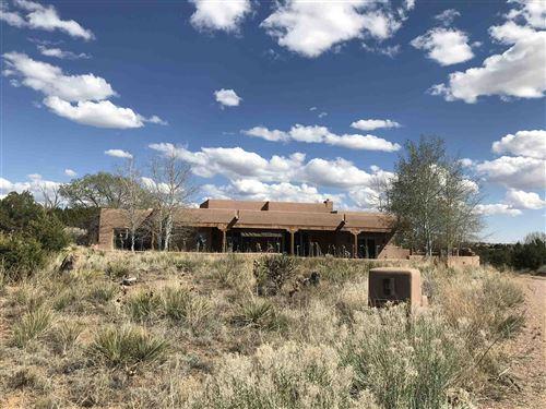 Photo of 38 ENCANTADO LOOP, Santa Fe, NM 87508 (MLS # 202001885)