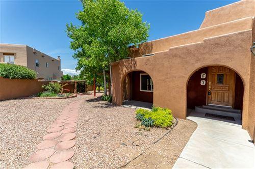 Photo of 3200 Rinconada Circle, Santa Fe, NM 87507 (MLS # 202001906)