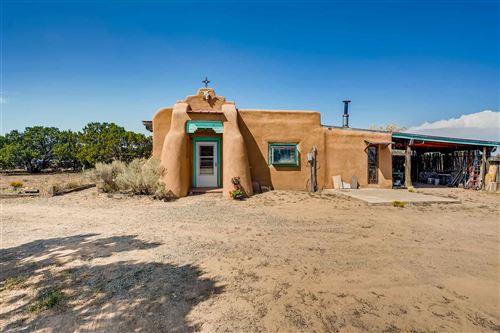Photo of 163 Bonanza Creek Rd, Santa Fe, NM 87508 (MLS # 202003915)