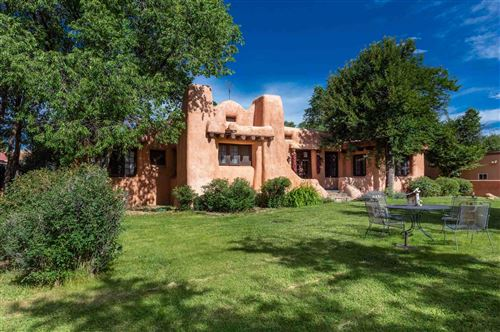Photo of 334 Garcia Street, Santa Fe, NM 87501 (MLS # 202001926)