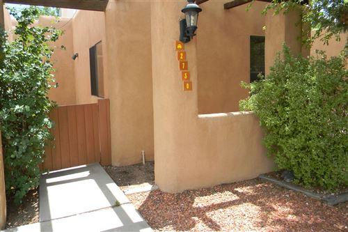 Photo of 2730 La Bajada, Santa Fe, NM 87505 (MLS # 202001935)