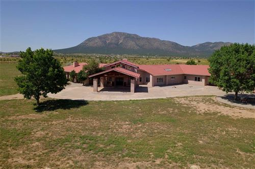 Photo of 247A, 247B E. Frost Road, Edgewood, NM 87015 (MLS # 201904950)