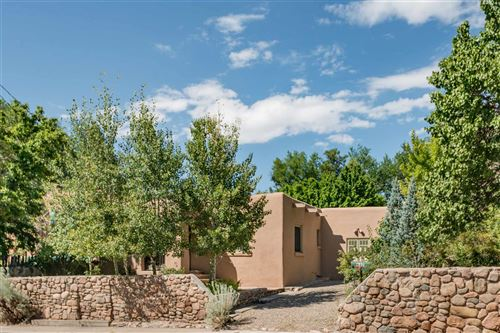 Photo of 637 E Alameda, Santa Fe, NM 87501 (MLS # 202000952)