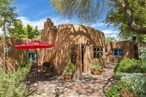 Photo of 942 Canyon Rd #A & B, Santa Fe, NM 87501 (MLS # 202001952)