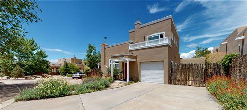 Photo of 4217 Cactus Flower Lane, Santa Fe, NM 87507 (MLS # 202001961)