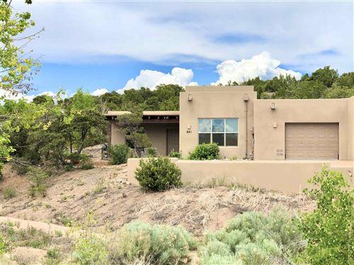 Photo of 841 CALLE DAVID, Santa Fe, NM 87506 (MLS # 202001972)