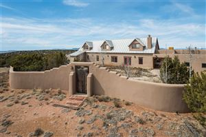 Photo of 21 Silver Saddle, Lamy, NM 87540 (MLS # 201900977)