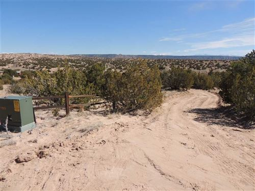 Photo of Lot 3 Three Rivers Ests #RD 1614A, Medanales, NM 87548 (MLS # 201901982)
