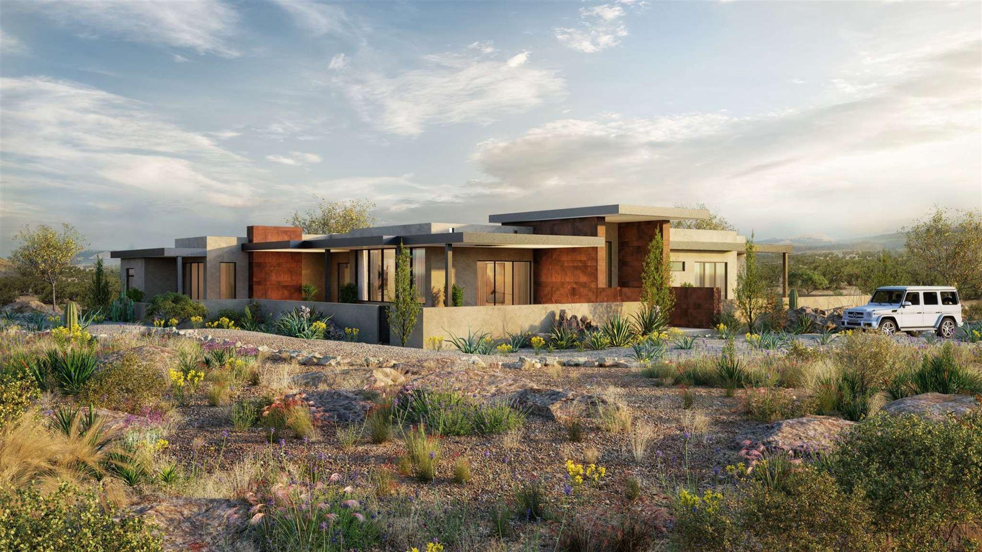 18 Via Oso (Black Mesa, Lot 4), Santa Fe, NM 87506-8559 - #: 201904987