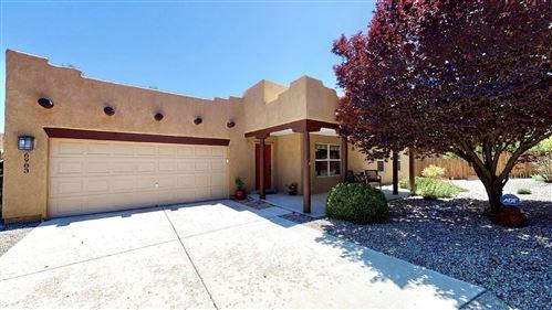 Photo of 6983 GOLDEN MESA, Santa Fe, NM 87507 (MLS # 202001990)