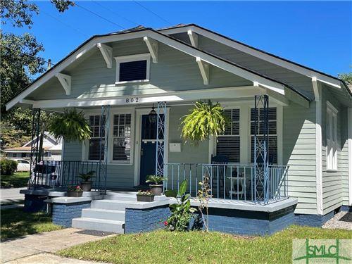 Photo of 802 E 35th Street, Savannah, GA 31401 (MLS # 258013)