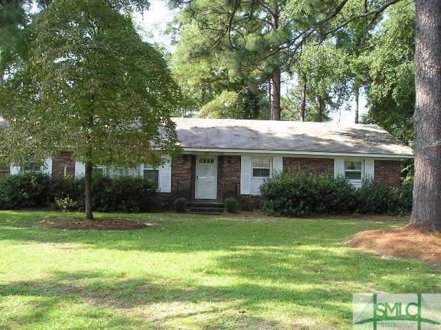 Photo for 212 Forest Road, Sylvania, GA 30467 (MLS # 208018)