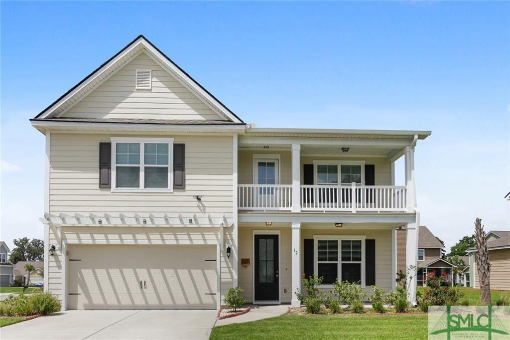 12  Archipeligo Lane, Savannah, GA 31419 - #: 233032