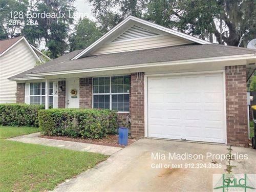 Photo of 128 Bordeaux Lane, Savannah, GA 31419 (MLS # 239084)